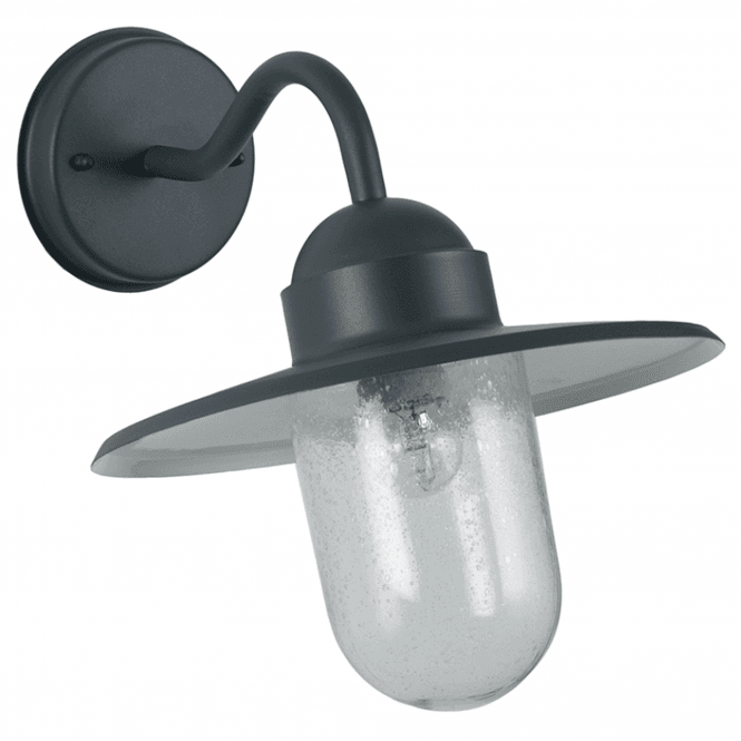 Click to view product details and reviews for Dark Grey Fisherman Outdoor Wall Light.