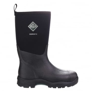Derwent II Boots in Black