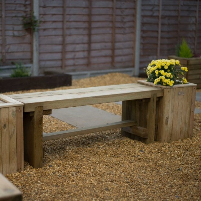 Double Sleeper Bench In 4 Size Options