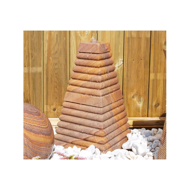 Click to view product details and reviews for Eastern Stone Caspian Sea Pyramid.