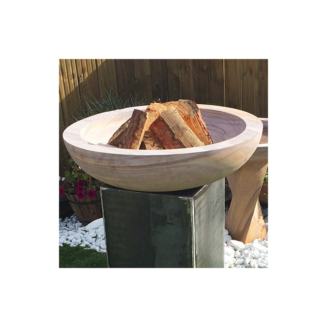 Click to view product details and reviews for Eastern Stone Fire Pit.
