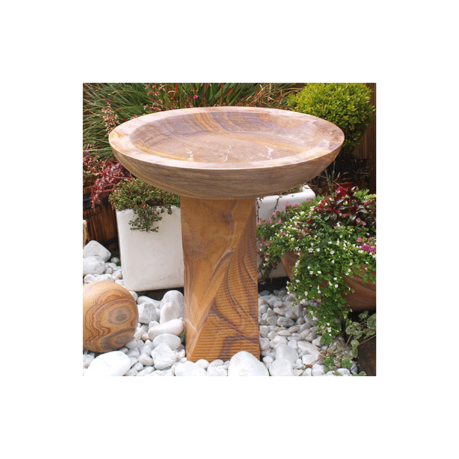 Click to view product details and reviews for Eastern Stone Large Bird Bath.