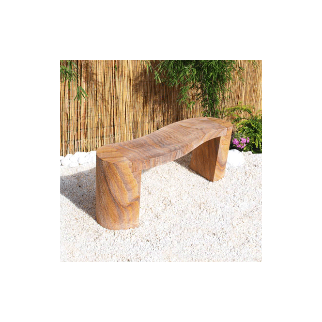 Click to view product details and reviews for Eastern Stone Rainbow Bench.
