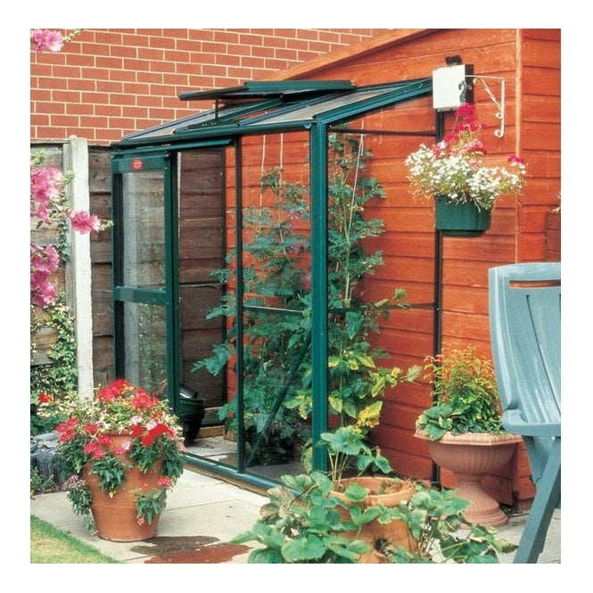 Easy Grow Lean To Greenhouse 12 X 2