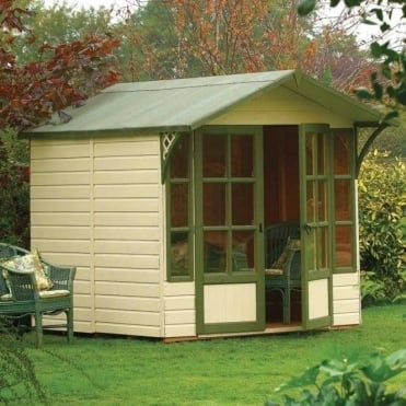 Eaton Summer House with Canopy Roof