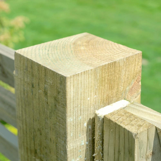 Click to view product details and reviews for Elite Fence Post 95mm.