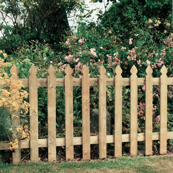 Click to view product details and reviews for Elite Palisade Fence Panel.