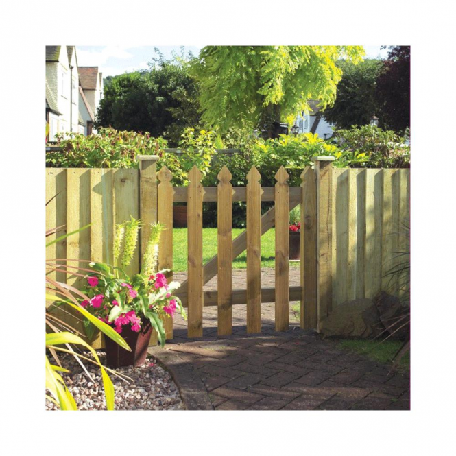 Click to view product details and reviews for Elite Palisade Gate.