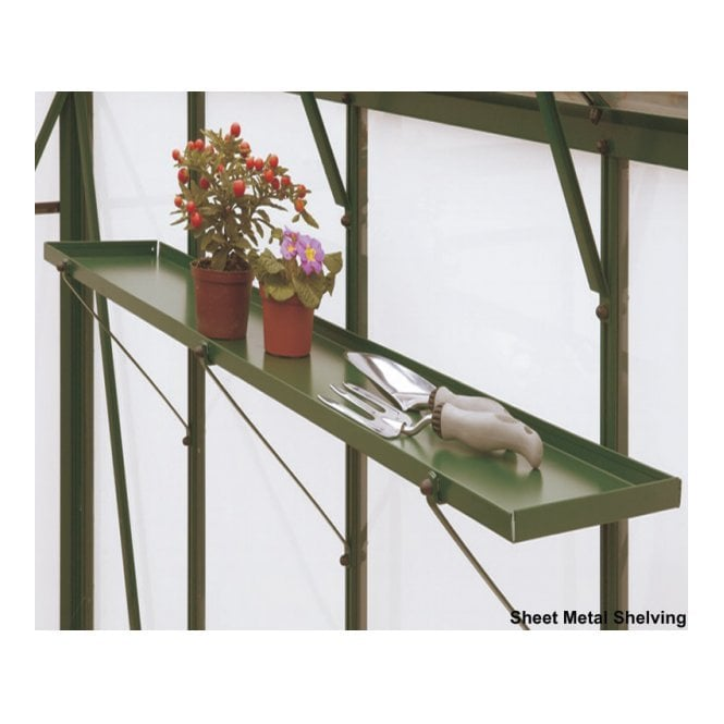 Elite Sheet Metal Shelves In 3 Lengths