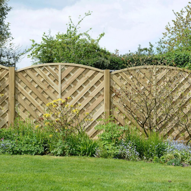 Click to view product details and reviews for Elite St Lunairs Fence Panel.