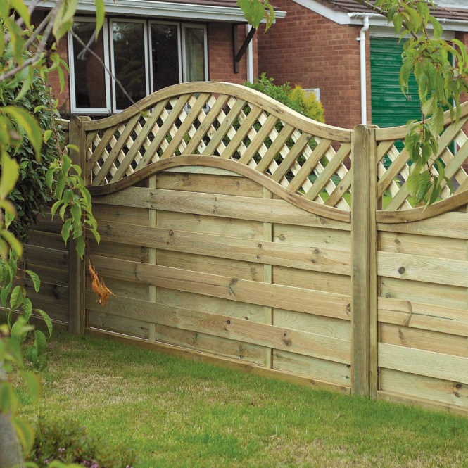 Click to view product details and reviews for Elite St Meloir Fence Panel.