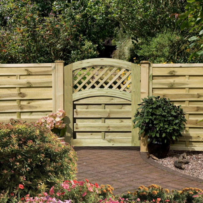 Click to view product details and reviews for Elite St Meloir Gate.