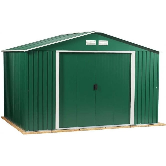 Click to view product details and reviews for Emerald Springdale Metal Shed 10 X 8.