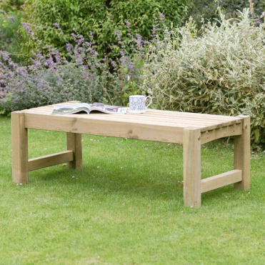 Emily Coffee Table and Bench