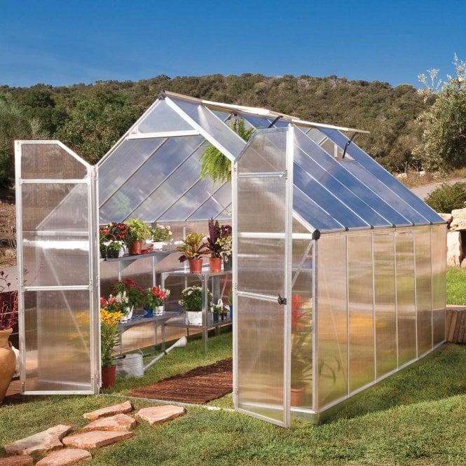 Essence Green House 8ft X 12ft