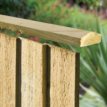 Featheredge Capping Rail