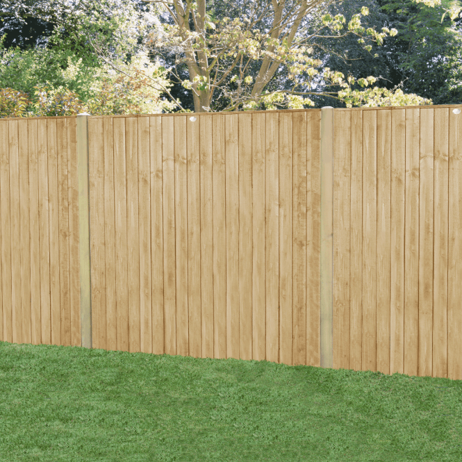 Click to view product details and reviews for Featheredge Fence Panel 6 X 5.