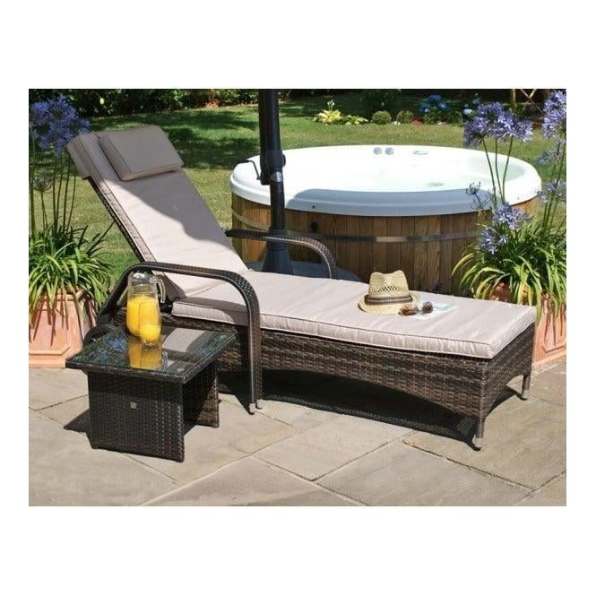 Click to view product details and reviews for Florida Sunlounger Set.