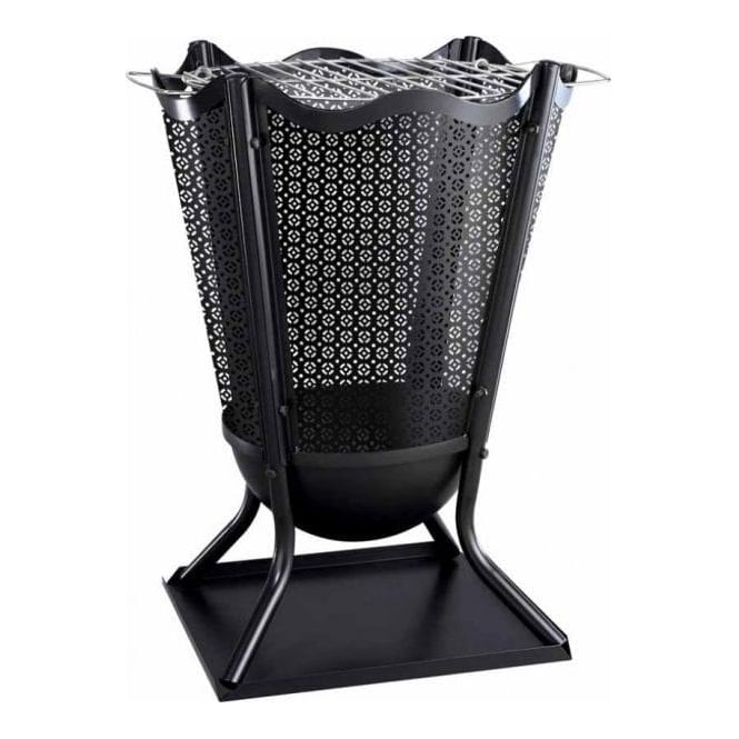 Click to view product details and reviews for Flower Brazier With Decorative Mesh.