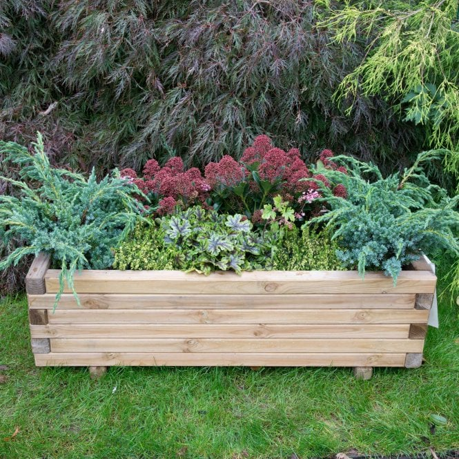 Click to view product details and reviews for Forest Garden Agen Planter.