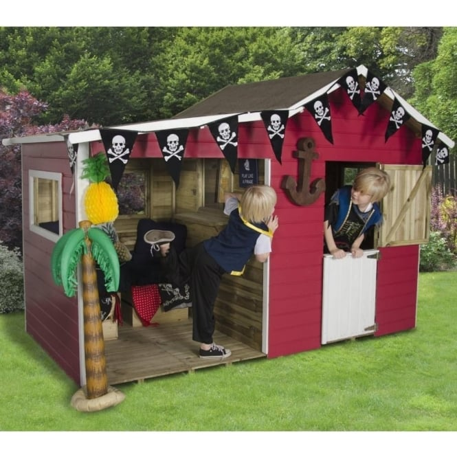 Click to view product details and reviews for Forest Garden Basil Multiplay Playhouse.
