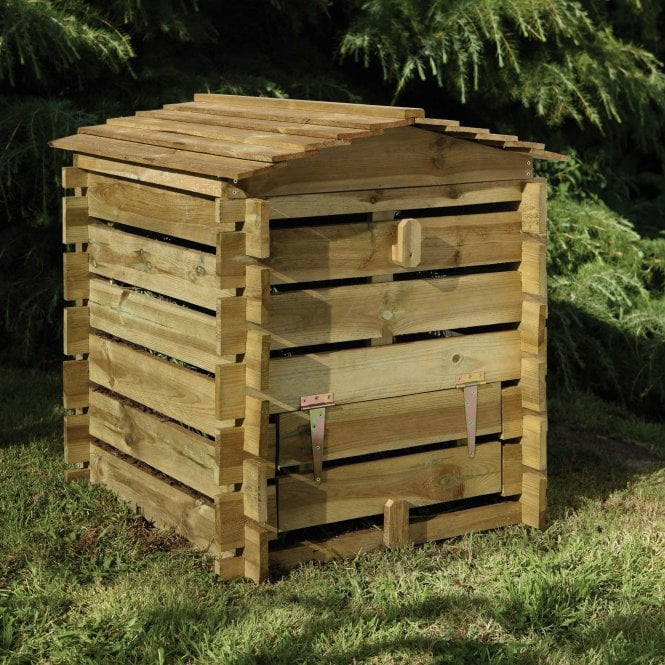 Click to view product details and reviews for Forest Garden Beehive Composter.