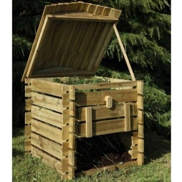 Forest Garden Beehive Composter
