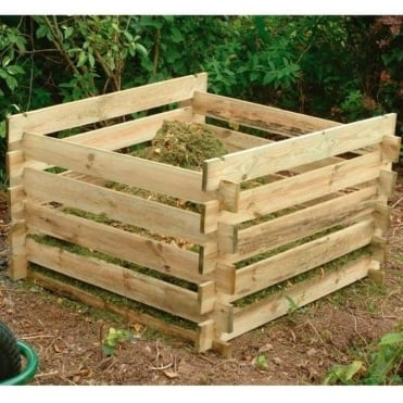 Forest Garden Composter - Pressure Treated