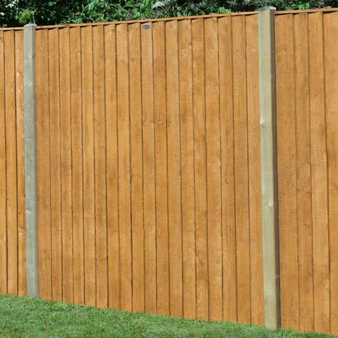 Click to view product details and reviews for Forest Garden Featheredge Fence Panel.