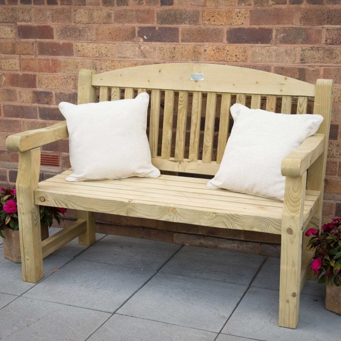Click to view product details and reviews for Forest Garden Harvington 4ft Bench.