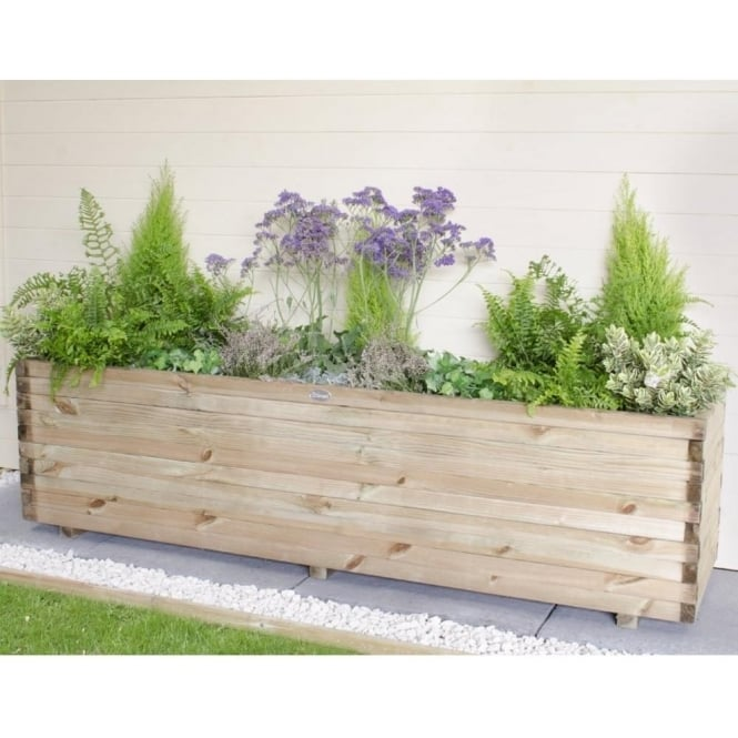 Click to view product details and reviews for Forest Garden Lomello Planter.