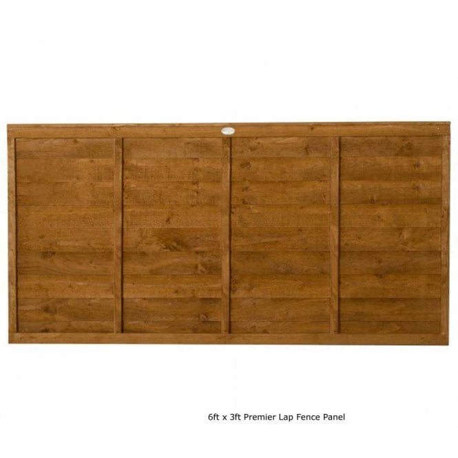 Click to view product details and reviews for Forest Garden Premier Lap Fence Panel.