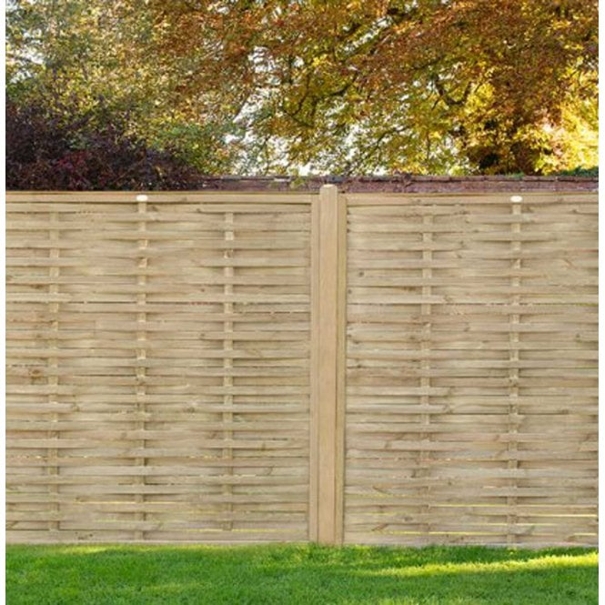 Click to view product details and reviews for Forest Garden Pressure Treated Woven Fence Panel.