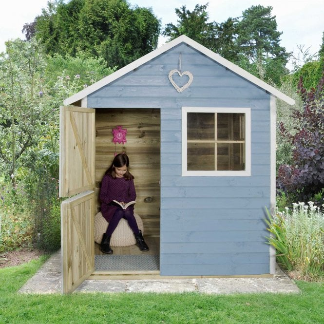 Click to view product details and reviews for Forest Garden Thyme Kabin Playhouse.