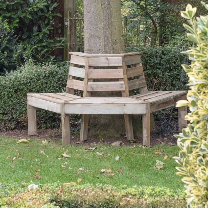 Click to view product details and reviews for Forest Garden Timber Half Round Tree Seat.