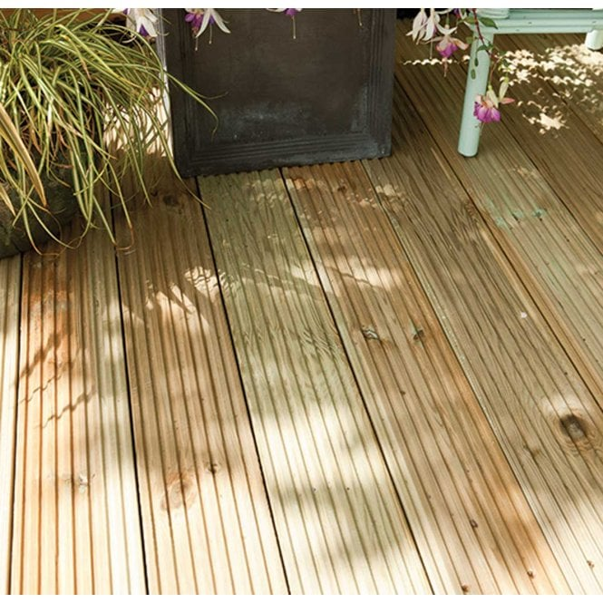 Click to view product details and reviews for Forest Garden Value Deck Board – 24m – Pack Of 10.