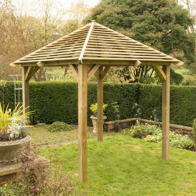 Click to view product details and reviews for Forest Garden Venetian Pavilion.