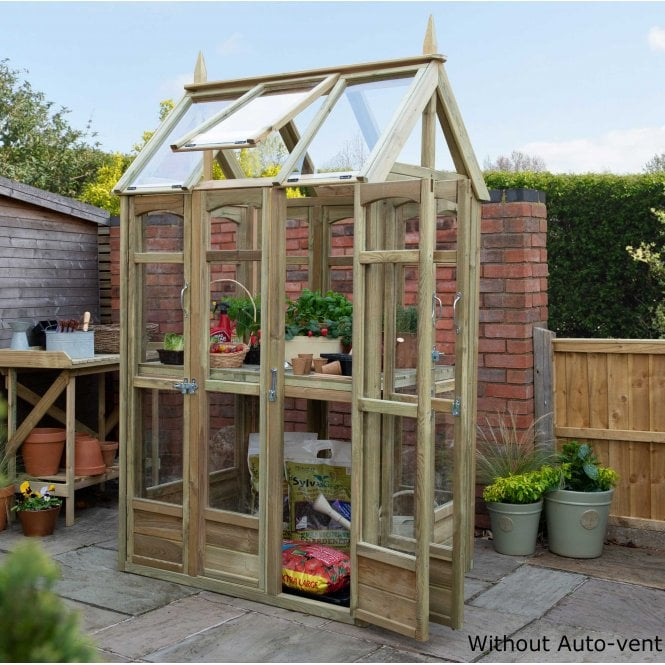 Click to view product details and reviews for Forest Garden Victorian Walkaround Greenhouse.
