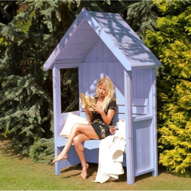 Click to view product details and reviews for Forget Me Not Arbour.