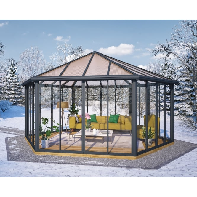Click to view product details and reviews for Garda Enclosed Garden Gazebo.
