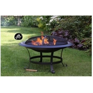 Cassiopea Extra-Large Steel Fire Pit