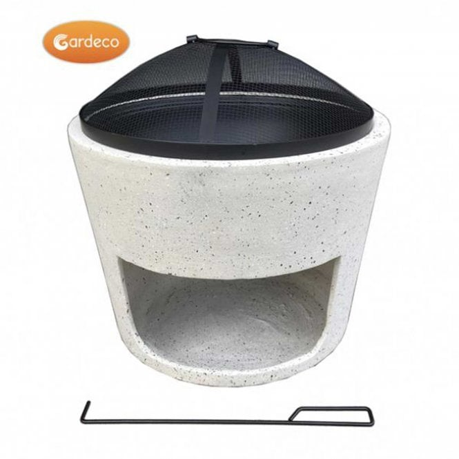 Click to view product details and reviews for Gardeco Mgo Garden Fire Pit.