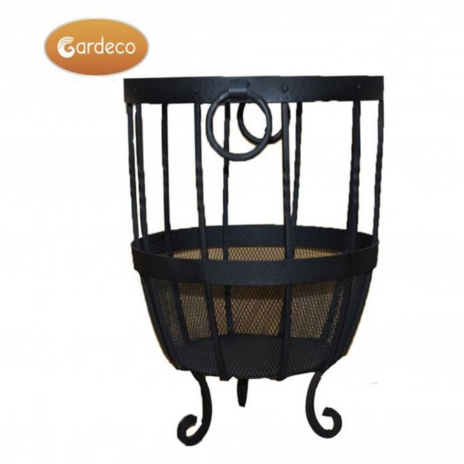 Click to view product details and reviews for Gardeco Wrought Iron Brazier.