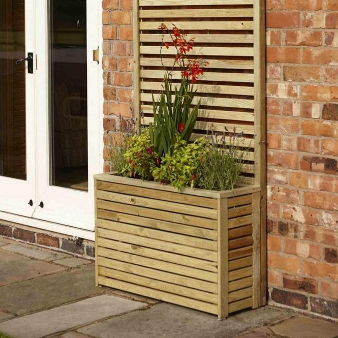 Click to view product details and reviews for Garden Creations Tall Planter.