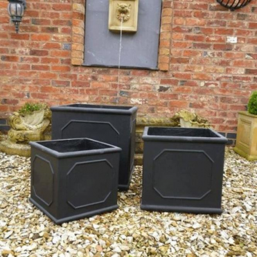 Garden Feature Co Bridgeford Pots Set of 3