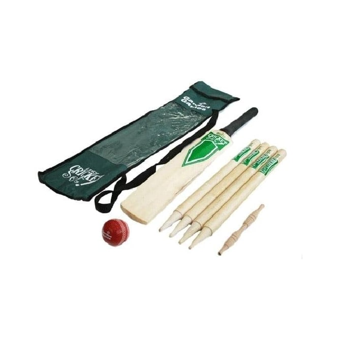 Cricket Set with Storage Bag