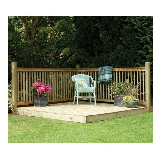 Click to view product details and reviews for Garden Patio Deck Kit.