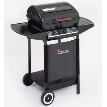 Gas Wagon 2 Burner Barbecue