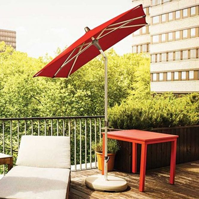 Click to view product details and reviews for Glatz Alu Smart Rectangular Parasol Class 2.