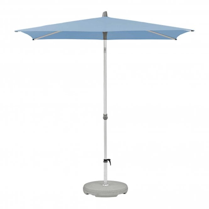 Glatz Alu Smart Rectangular Parasol Class 5